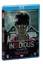 La copertina di Insidious (blu-ray)