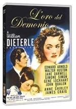 La copertina di L'ora del demonio (dvd)