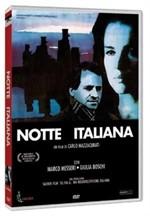 La copertina di Notte italiana (dvd)