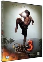 La copertina di Ong Bak 3 (dvd)