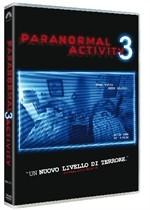 La copertina di Paranormal Activity 3 (dvd)