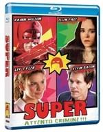 La copertina di Super (blu-ray)
