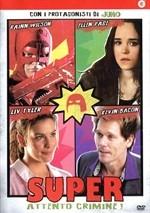 La copertina di Super (dvd)