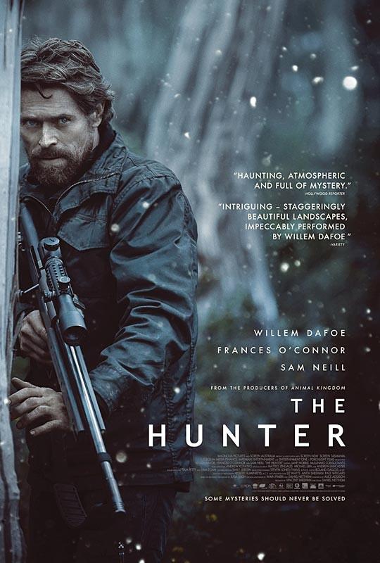 The Hunter: ecco la nuova locandina