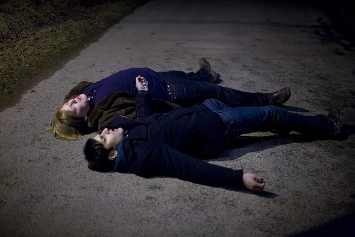 Atta Yaqub con Christoph Franken nel drammatico Fernes Land