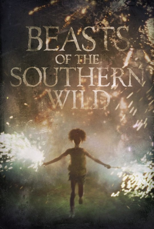 Beasts of the Southern Wild: la locandina del film
