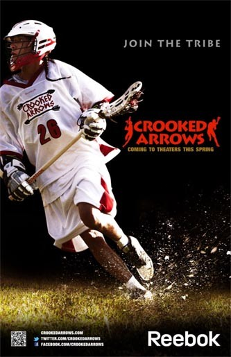 Crooked Arrows: la locandina del film