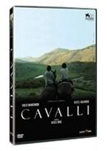 La copertina di Cavalli (dvd)