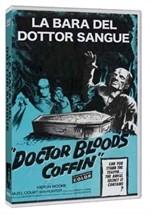 La copertina di La bara del Dottor Sangue (dvd)