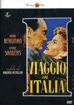 La copertina di Viaggio in Italia (dvd)