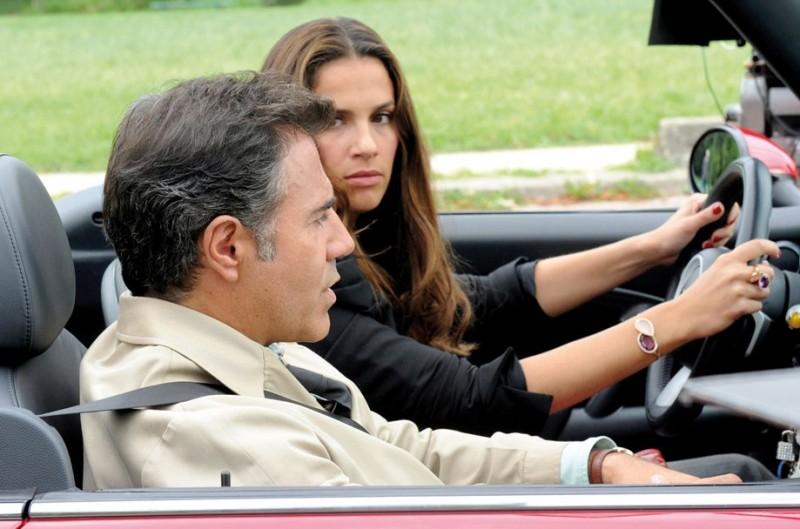 La vérité si je mens! 3: Elisa Tovati in auto con Josè Garcia