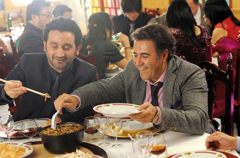 La vérité si je mens! 3: Jose Garcia in una scena con Cyril Hanouna