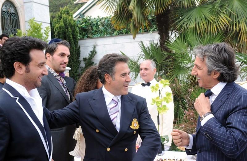 La vérité si je mens! 3: Jose Garcia in una scena con Richard Anconina e Cyril Hanouna