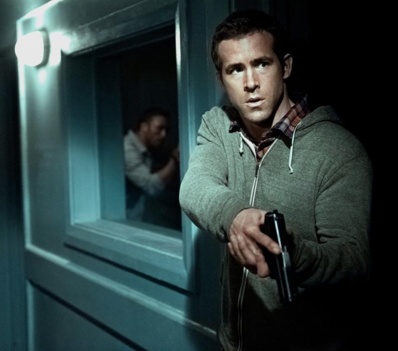 Ryan Reynolds in un'immagine del film Safe House - Nessuno è al sicuro