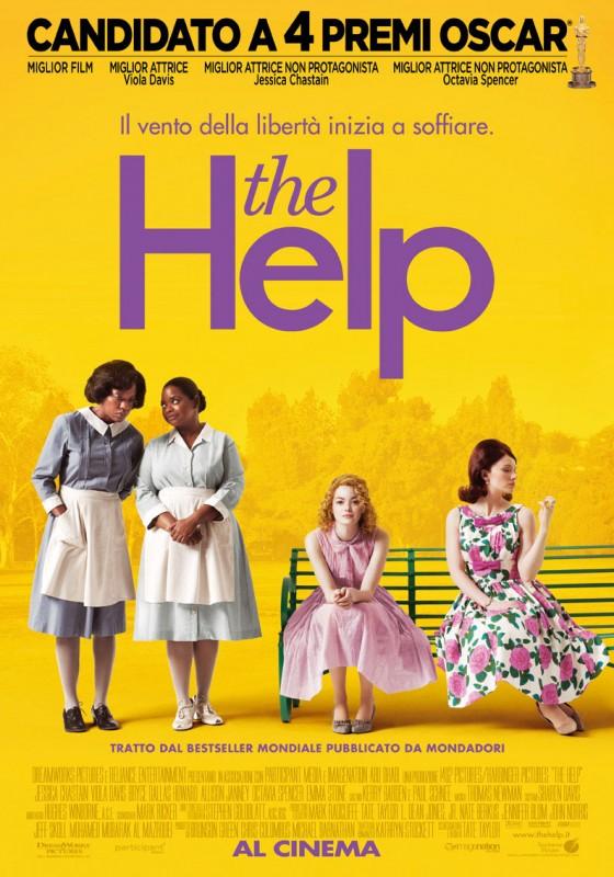 The Help: locandina italiana