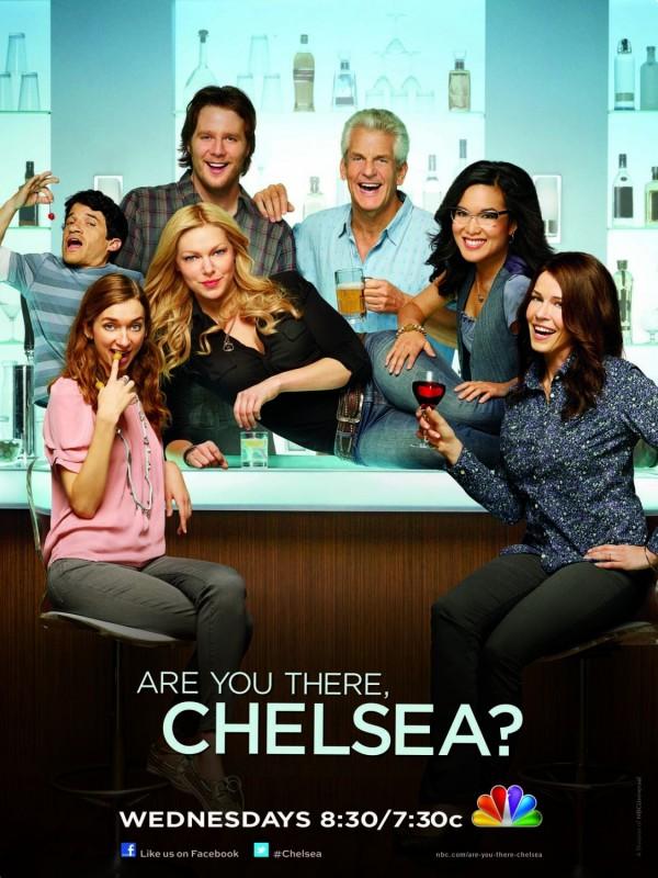 Are You There, Chelsea?: uno dei poster della serie