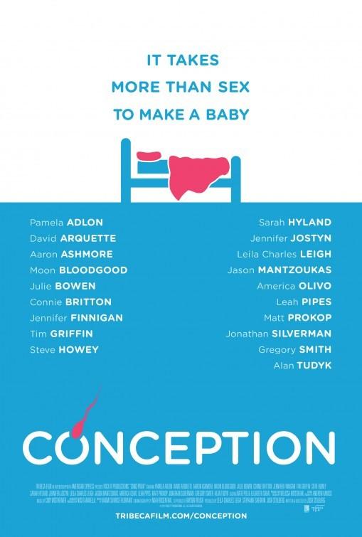 Conception: la locandina del film