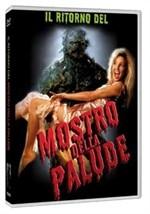 La copertina di Il ritorno del mostro della palude (dvd)