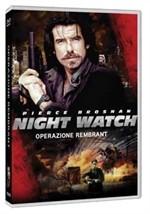 La copertina di Night Watch - Operazione Rembrandt (dvd)