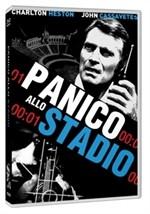 La copertina di Panico nello stadio (dvd)