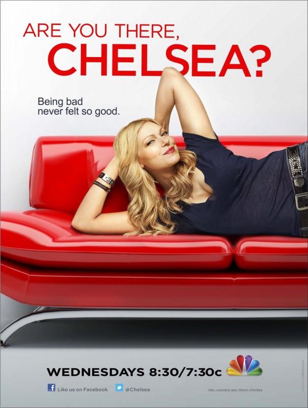 La locandina di Are You There, Chelsea?