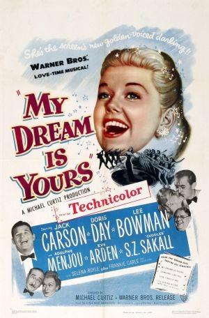 Musica per i tuoi sogni: la locandina del film