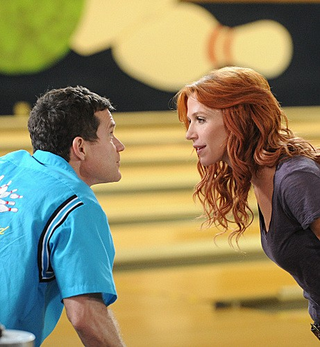 Unforgettable: Dylan Walsh e Poppy Montgomery nell'episodio With Honor