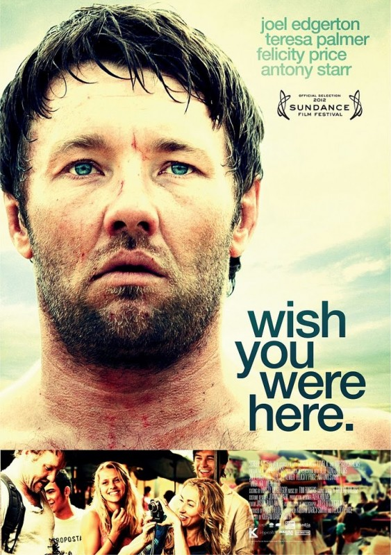 Wish You Were Here: ecco la locandina