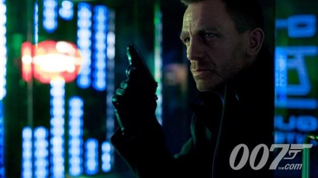 Ecco Daniel Craig nella prima immagine ufficiale di Skyfall