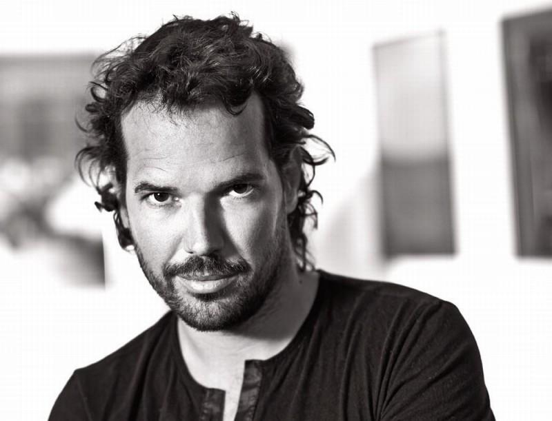 Just the Wind: il regista Bence Fliegauf in un'immagine promozionale del film