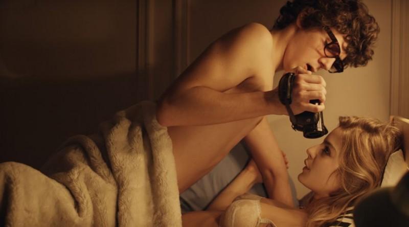 Vincent Lacoste in JC Comme Jésus Christ con Ella Waldmann