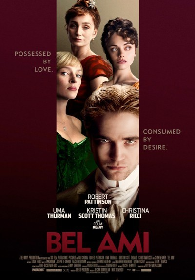 Bel Ami: nuovo poster