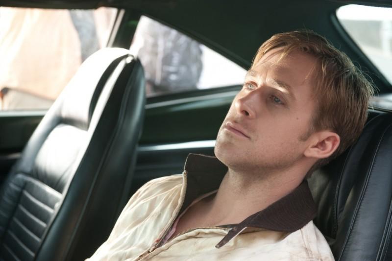 Drive: Ryan Gosling in una delle scene finali del film