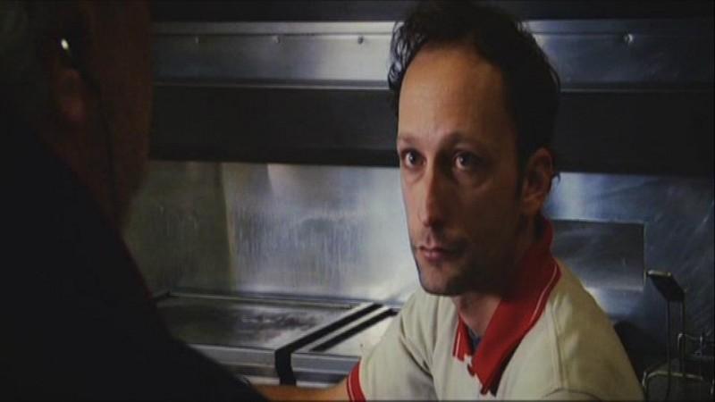Mario Massaro nel cortometraggio Caffè Capo
