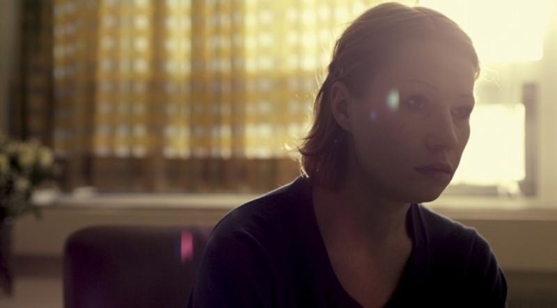 Mercy: Birgit Minichmayr in una scena del dramma diretto da Matthias Glasner
