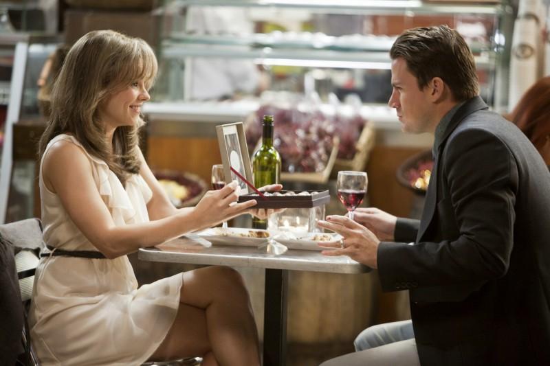 Rachel McAdams con Channing Tatum nel romance La memoria del cuore