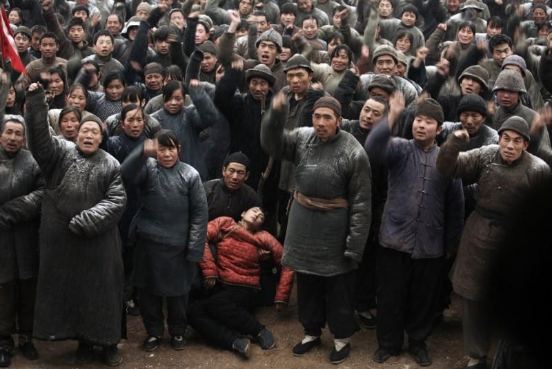 White Deer Plain: un'immagine tratta dal film che racconta la caduta della Cina imperiale