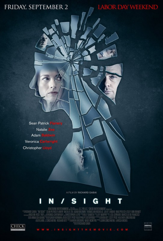 InSight: la locandina del film