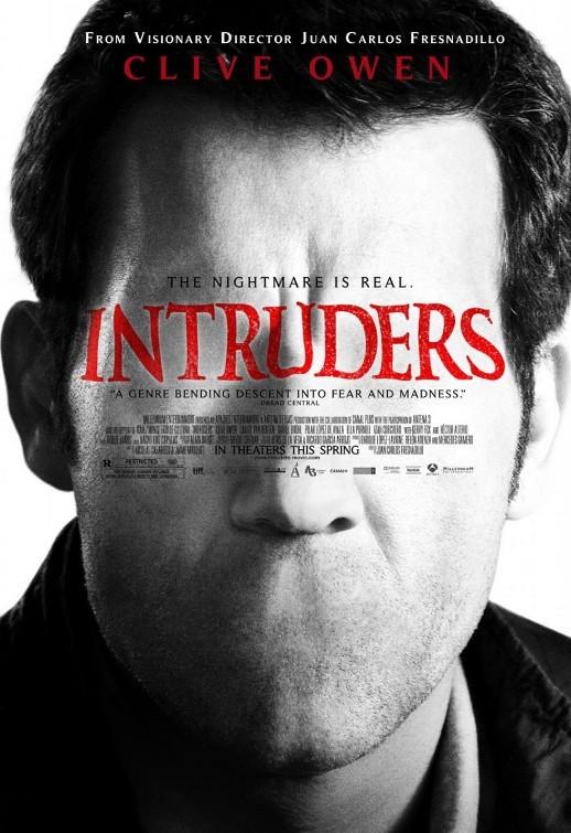 Intruders: nuovo poster USA