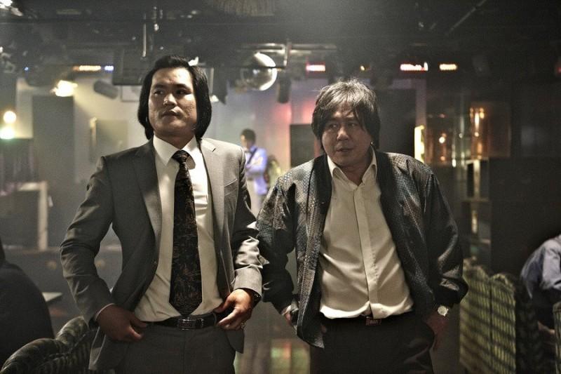 Nameless Gangster: una sequenza del film