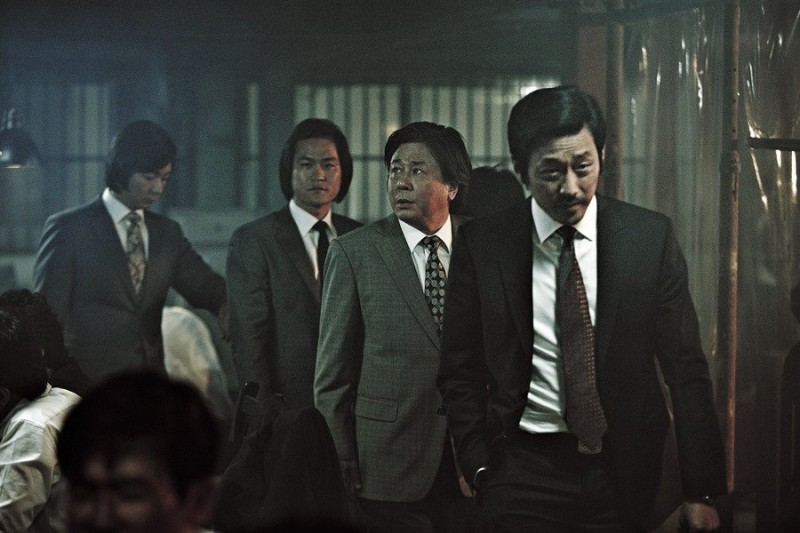 Nameless Gangster: una sequenza del film hongkonghese