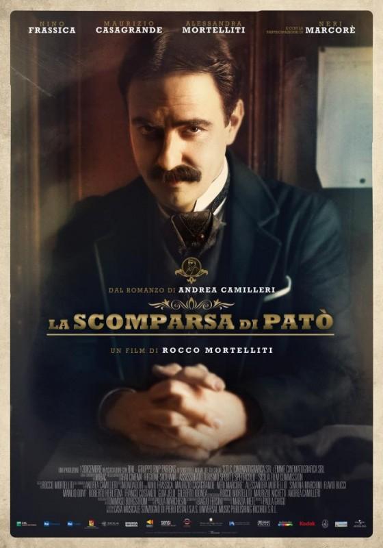 La scomparsa di Patò: la locandina del film
