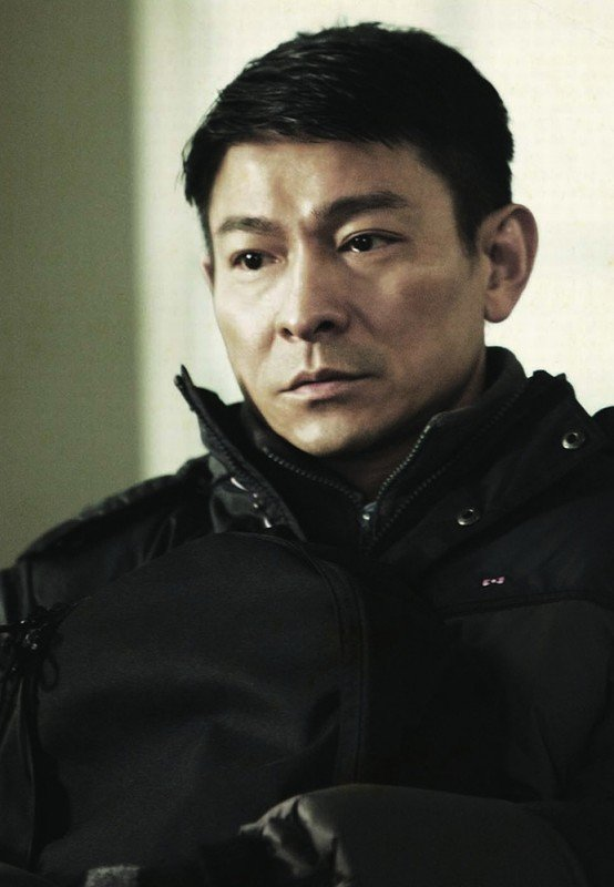 A Simple Life: Andy Lau in una scena del film