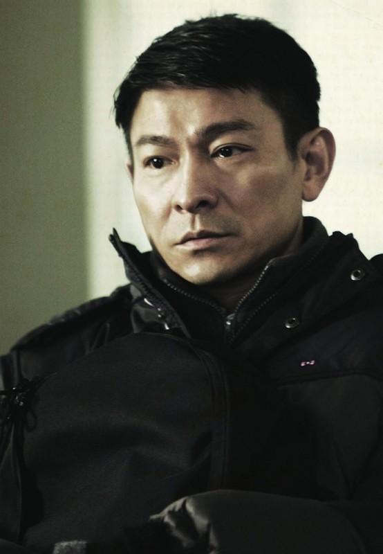 A Simple Life: Andy Lau in una scena del film