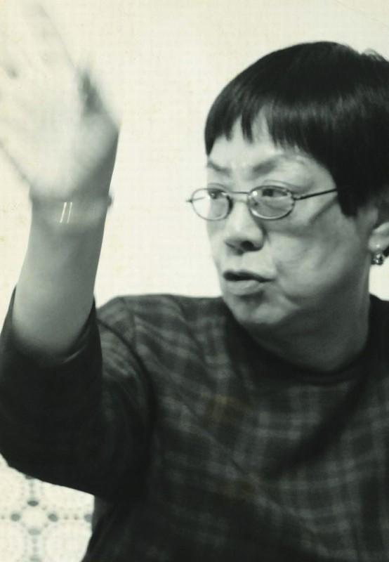 A Simple Life: la regista Ann Hui sul set del film