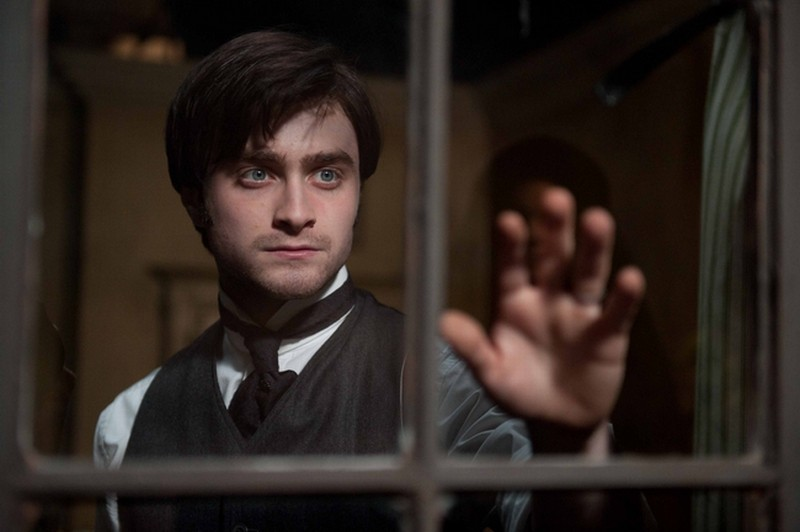 Daniel Radcliffe protagonista del thriller The Woman in Black