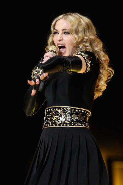 Madonna al SuperBowl 2012