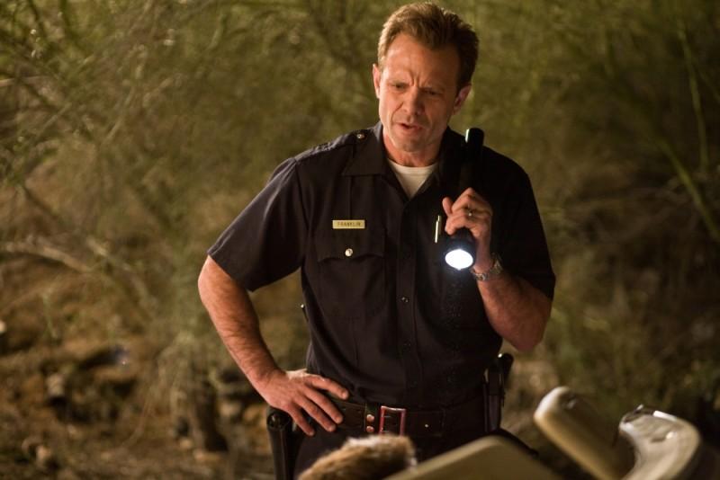 Take Me Home Tonight: Michael Biehn in una scena del film