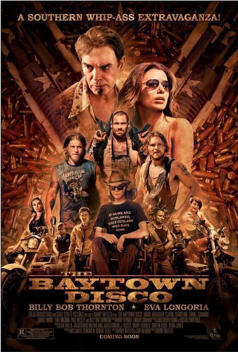 The Baytown Disco: nuova locandina
