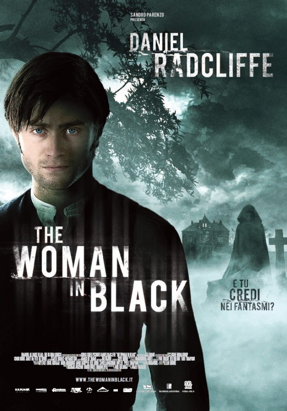 The Woman in Black: la locandina italiana del film